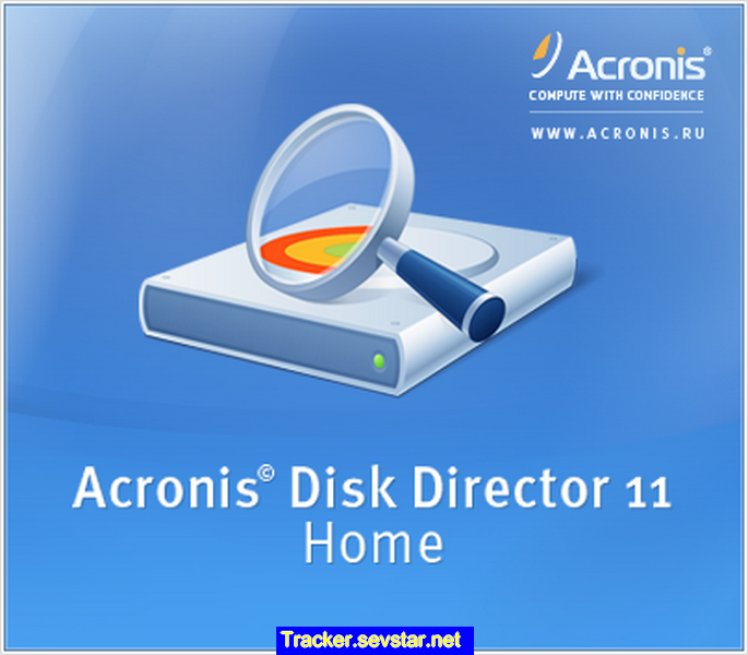 Acronis Disk Director Advanced Server 11.0.12077 Russian *DOA