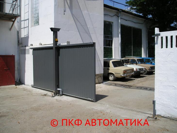 купить автоматические ворота крым