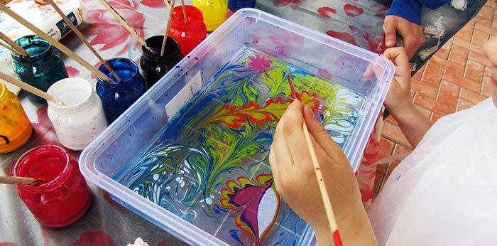 Сделать масляные краски в домашних условиях 65