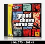 Издатель.  Grand Theft Auto III.  Windows 98/ME/2000/XP.  Год выпуска.